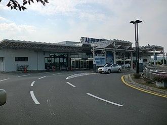 Sacheon Airport - Image: Sacheon Airport