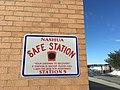 Safe station sign.jpg