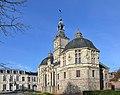 Saint-Amand-les-Eaux (Nord) - Abbaye de Saint-Amand - Anciens pavillons d'entrée - Echevinage - 43377843891.jpg