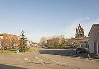 Saint-Cezert place du village.jpg