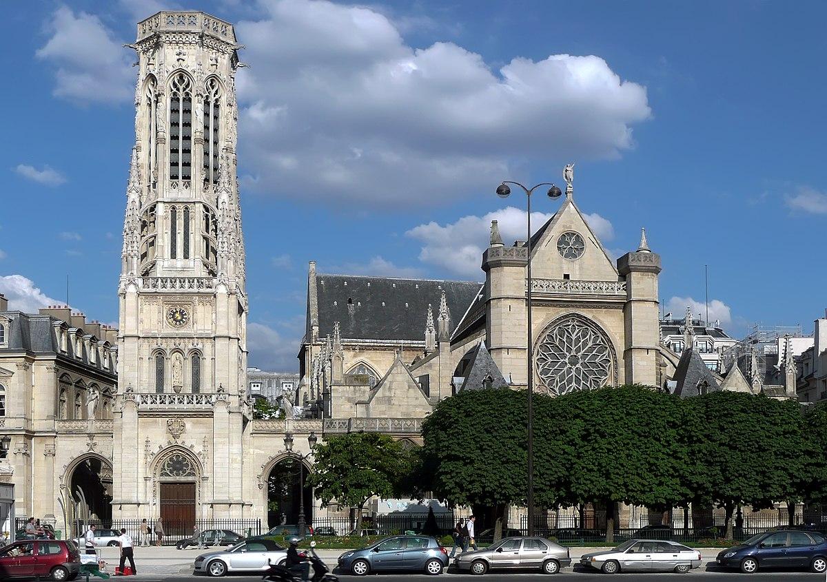 Saint germain l 39 auxerrois wikipedia - L eclat de verre paris ...