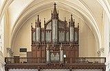 Saint-Sulpice-la-Pointe (Tarn) - Eglise Notre-Dame - L'orgue de tribune.jpg