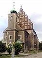 Saint Barbara church in Nysa, Poland.jpg