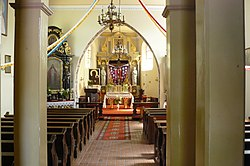 Saint James church in Mogilno, PL (4)