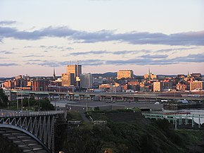 Saint John, NB, skyline at dusk12.jpg