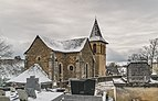 Saint Marcel church in Saint-Marcel 01.jpg