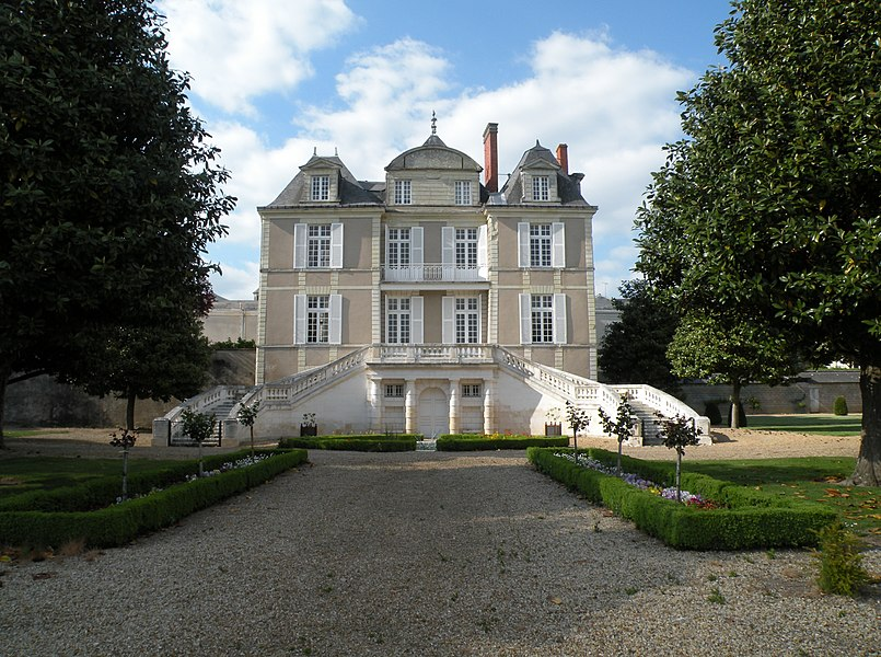 Hospital of Sainte-Gemmes-sur-Loire.