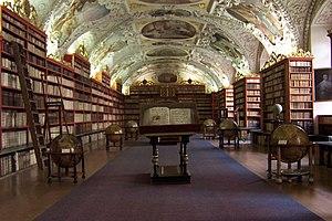Strahov Monastery - Library of Strahov Monastery