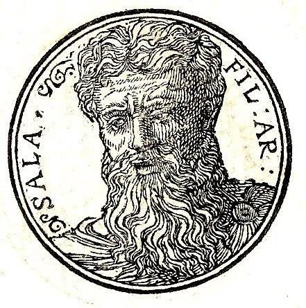 Salah-son of Arphaxad