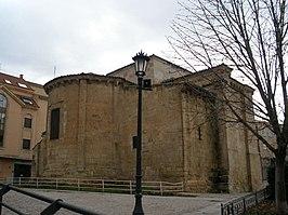 Iglesia de San Cristóbal (Salamanca)
