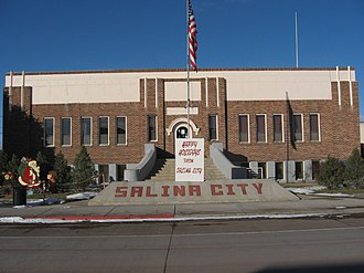 Salina, Utah - Salina City Hall
