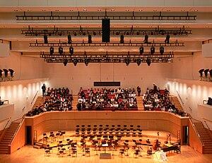 Salle Pleyel, Paris