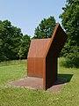 Salzgitter-Bad - Skulpturenweg (3) - Kubus Offen - 2013-06-20 (3).jpg