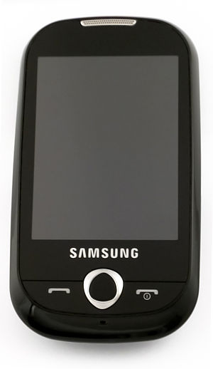 Samsung Corby - Image: Samsung corby