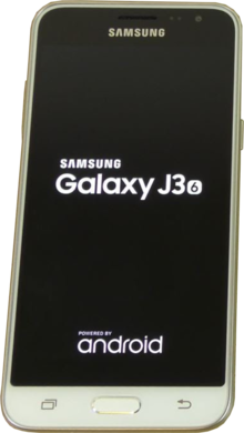 Samsung Galaxy J3 (2016) - Wikipedia