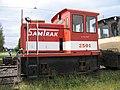 Samtrak engine 2007.jpg