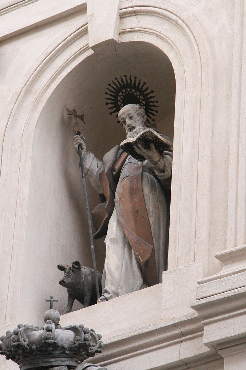 San Antonio Abad (y el cerdito).JPG