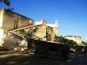 Cumaná: San Antonio de la Eminencia castle