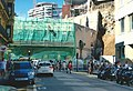 San Bartolome kaleko etxe bat eraisten (2) - Derribo de un edificio de la calle Easo (2) (23535348180).jpg