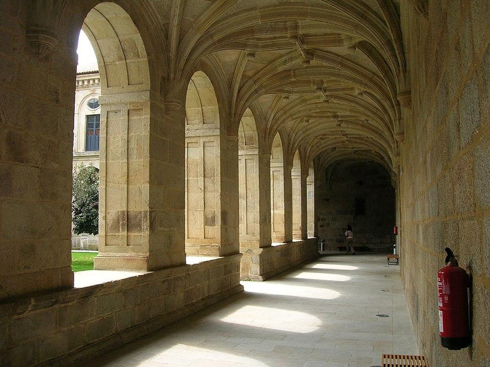 San Clodio de Leiro.Mosteiro.Galicia 2