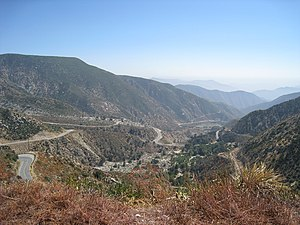 Lawrence Bittaker and Roy Norris - The San Gabriel Mountains. Bittaker and Norris murdered and discarded the bodies of four of their victims at this location