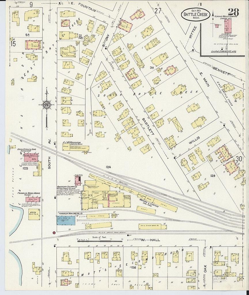 Calhoun County Michigan Property Tax Lookup