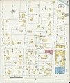 Sanborn Fire Insurance Map from Muskogee, Muskogee County, Oklahoma. LOC sanborn07189 004-2.jpg