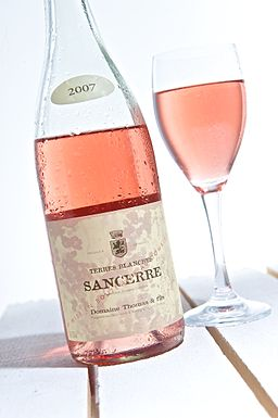 Sancerre rose Wine