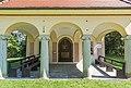 Sankt Georgen am Laengsee Wolschart Wallfahrtskirche Maria Sieben Schmerzen Vorhalle 12092015 7326.jpg