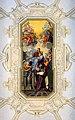 Santa Maria in Traspontina (Rome) - Ceiling of the sagresty.jpg