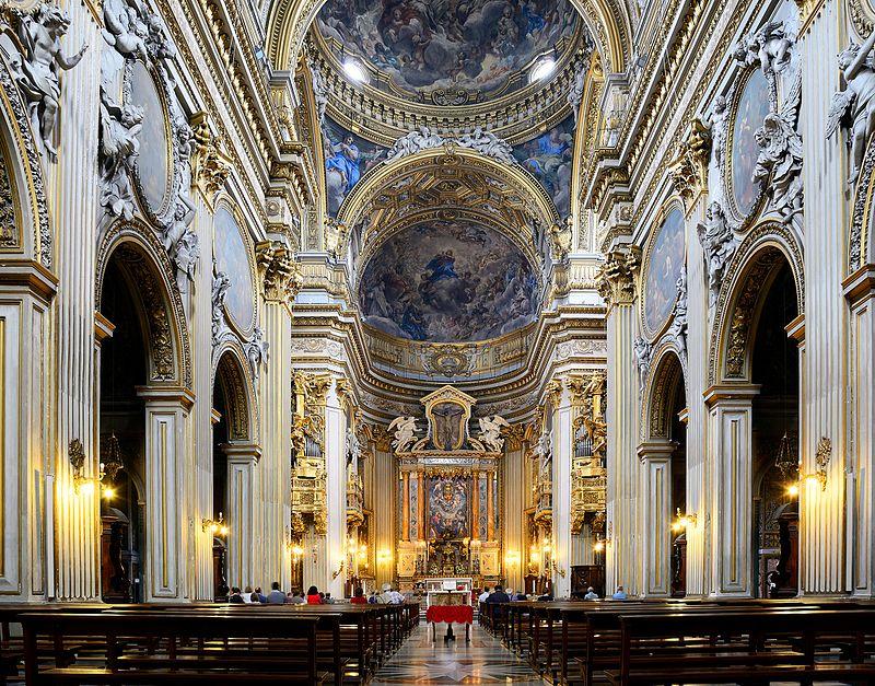 Santa Maria in Vallicella (Rome) - Interior.jpg
