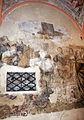 Santa cecilia, resti di affreschi della scuola dell'aspertini, assunzione di maria 01.JPG