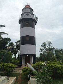 List of lighthouses in...