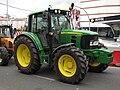 Santiago, tractorada do 14 de xullo de 2009 03.jpg