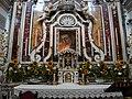 Santuario della Madonna del Castello dettaglio dell' altare maggiore.JPG