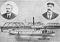 Sarah Dixon (sternwheeler) with two officers 1892.jpeg