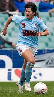 Sarah Walsh Australian soccer player