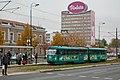 Sarajevo Tram-202 Line-3 2011-10-28.jpg