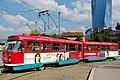 Sarajevo Tram-206 Line-1 2011-10-01.jpg