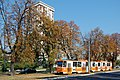 Sarajevo Tram-300 Line-5 2011-10-06.jpg