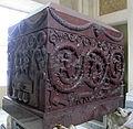 Sarcofago di costanza, 354 ca., da via nomentana, 01.JPG