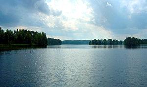 Mäntyharju - Mäntyharju is located in the Finnish lake region