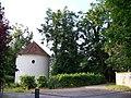 Satalice, Za kapličkou, kaple a lípy (01).jpg