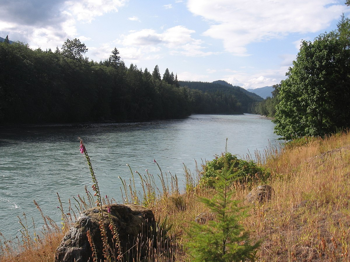 Sauk River Washington Wikipedia