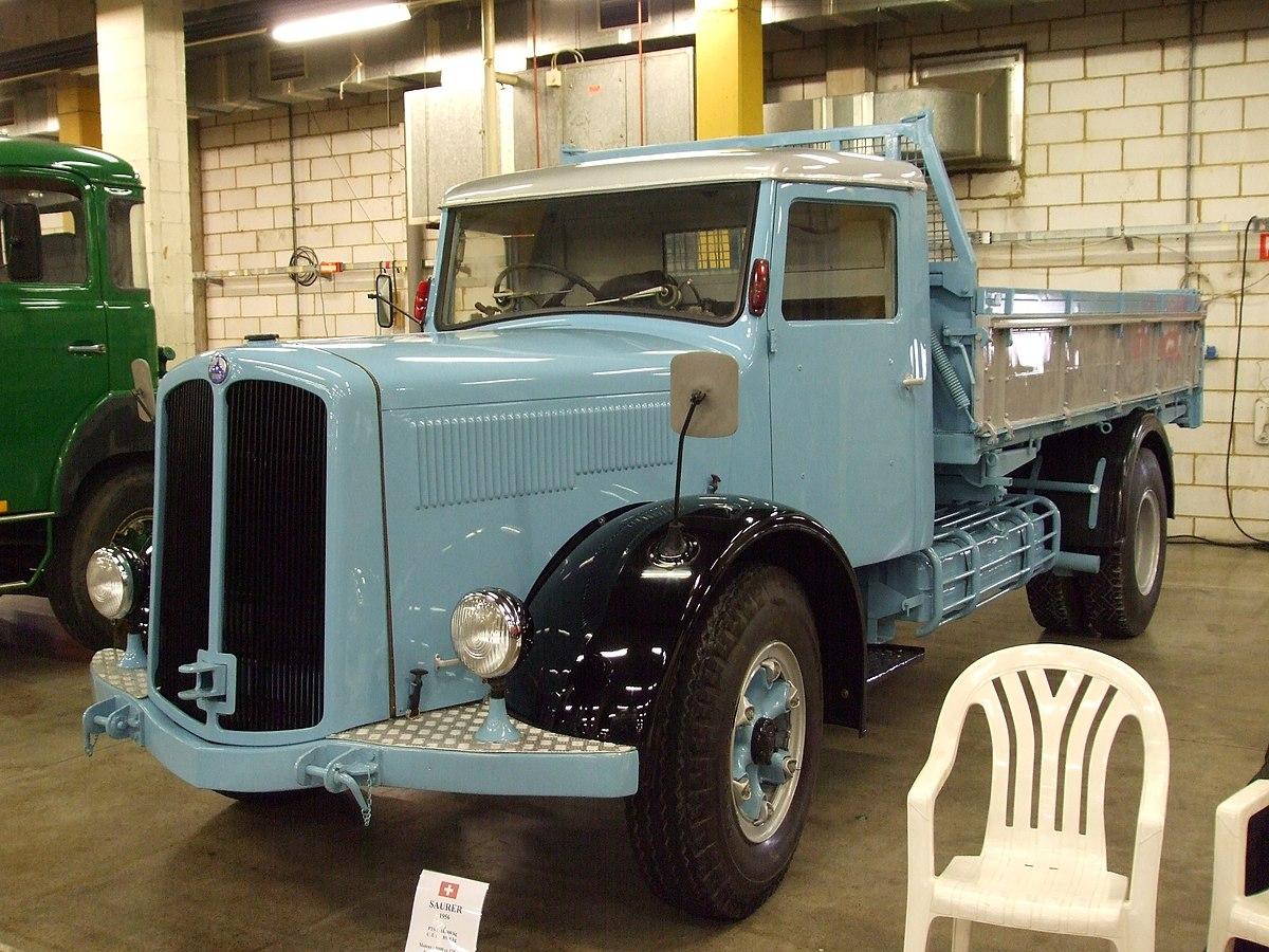 Mack Trucks Logo Saurer AG – Wikipedi...