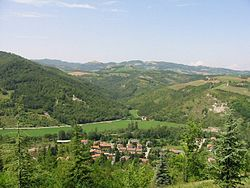 View of Savazza