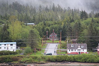 Saxman, Alaska City in Alaska, United States