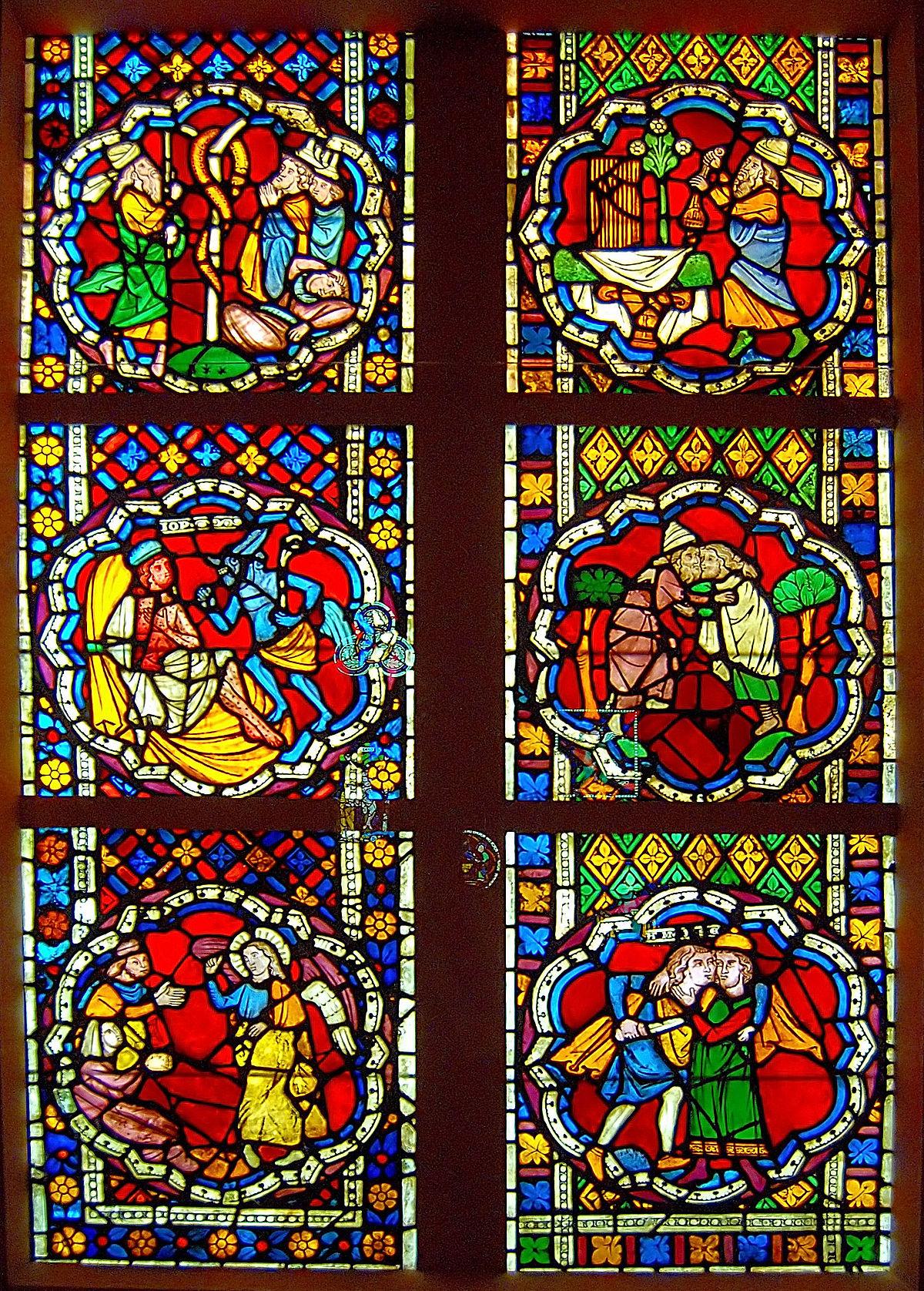 Histoire sainte wikip dia for Histoire des jardins wikipedia