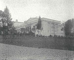 Scarborough Day School - Vanderlip Hall, 1917
