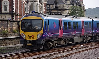 First TransPennine Express former train operating company